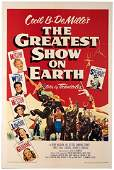 The Greatest Show on Earth.