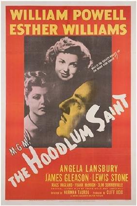 "The Hoodlum Saint. MGM, 1946. One sheet (27 ½ x 41"")."