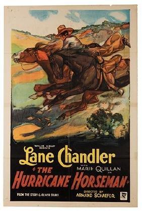 The Hurricane Horseman.