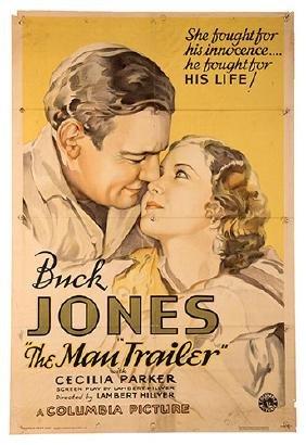 The Man Trailer.
