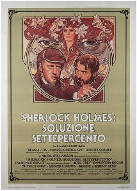 Sherlock Holmes and The Seven-Per-Cent.