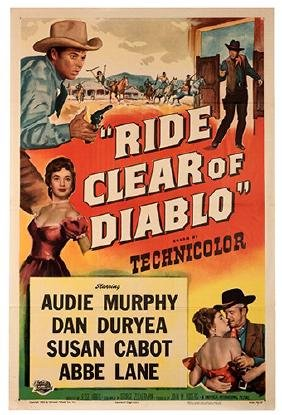 Collection of Over 35 Western Movie Posters.