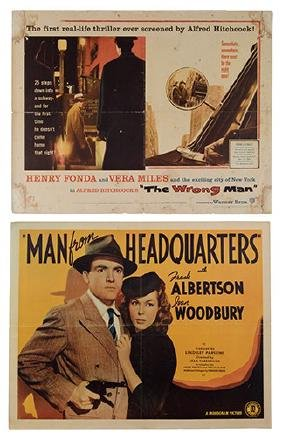 Group of Eighteen Half-Sheet Movie Posters.