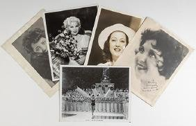 Collection of 20 Photos of 1930s – 40s Film Actresses.