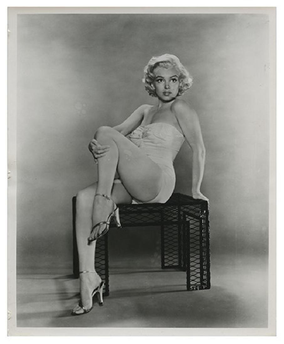 Group of Pin Up Photos. Marilyn Monroe