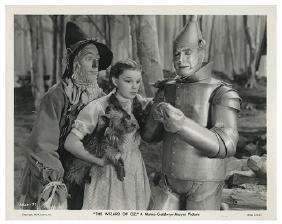 The Wizard of Oz Movie Stills.