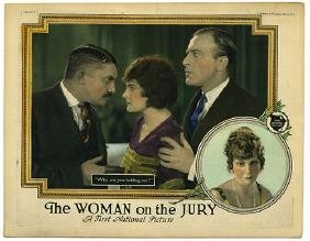 The Woman on the Jury.