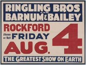 Ringling Brothers and Barnum & Bailey Greatest Show on