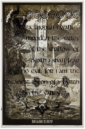 Moment/Valley of the Shadow of Death.
