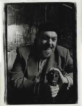 Dr. John Portrait Photograph.