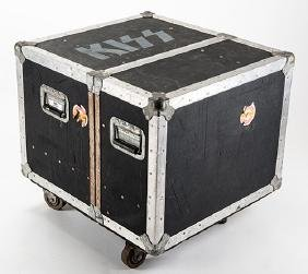 Kiss Compartmental Padded Equipment Road Case.