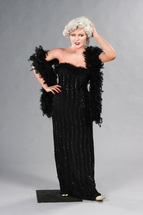 5: Mae West wax figure