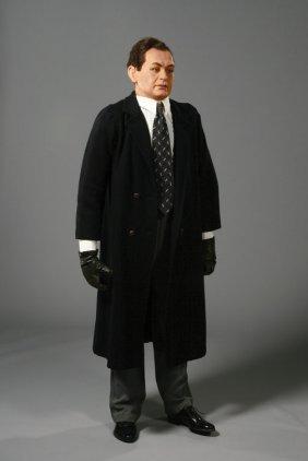 9: Edward G. Robinson as Rico from Little Caesar