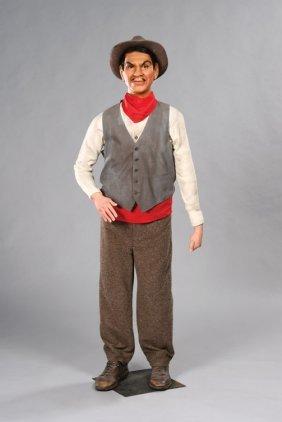 20: Fortino Mario Alfonso Moreno Reyes as Cantinflas