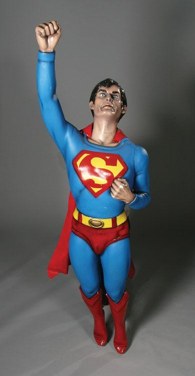 48: Christopher Reeve from Superman