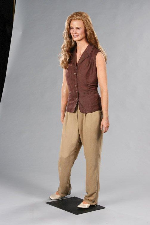 84: Nicole Kidman wax figure