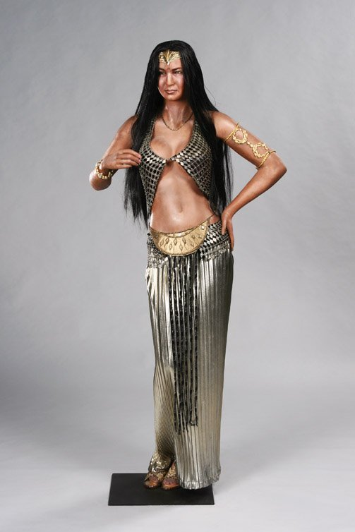 121: Kelly Hu as Cassandra from The Scorpion King