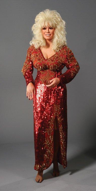 129: Dolly Parton wax figure