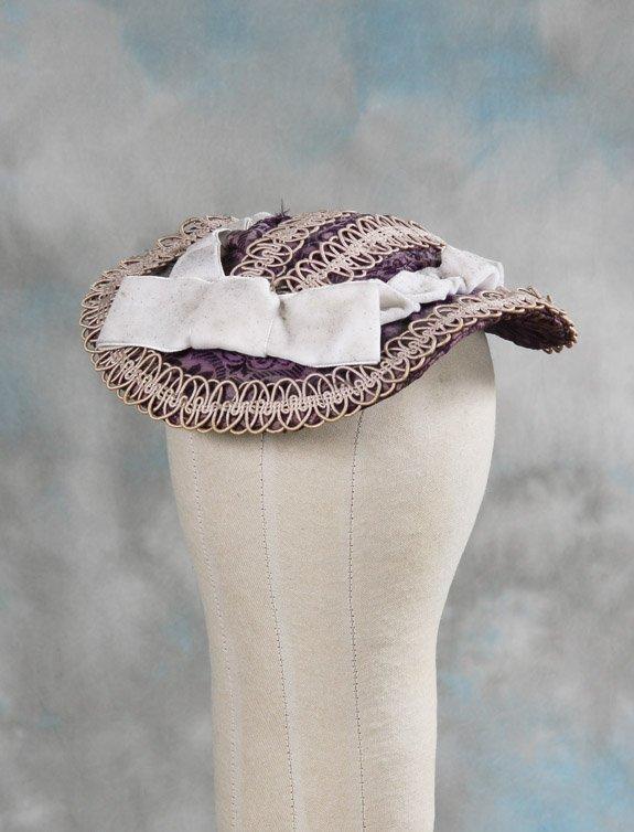 158: Irene Ryan Granny hat from The Beverly Hillbillies - 2
