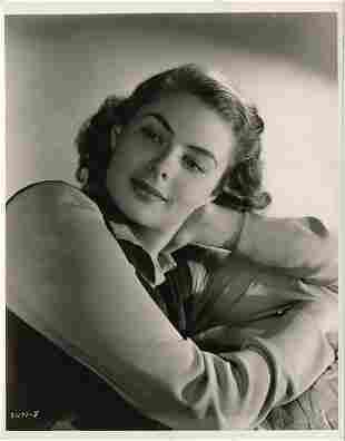 4: Ingrid Bergman photos from Rage in Heaven by CS Bull