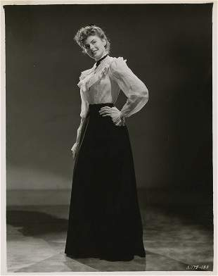5: Ingrid Bergman photos from Gaslight, etc