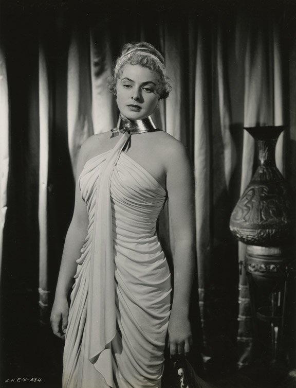 6: Ingrid Bergman photos from Spellbound by Madison Lac