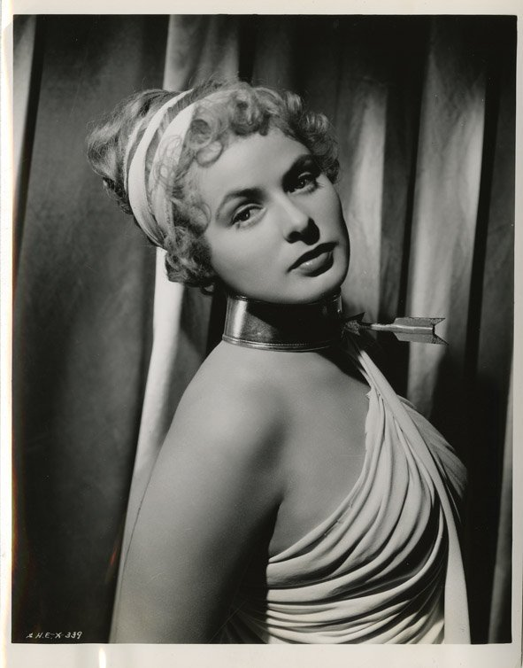 6: Ingrid Bergman photos from Spellbound by Madison Lac - 2