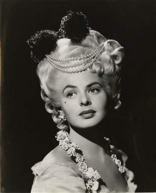 7: Ingrid Bergman photos from Saratoga Trunk by Jack Wo