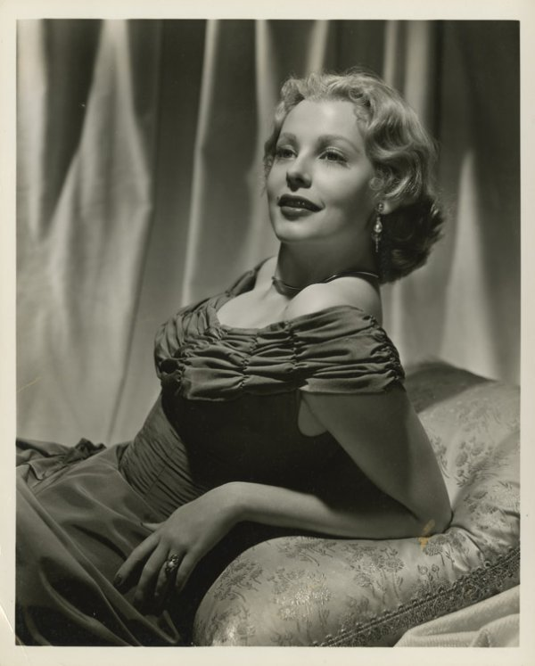 24: Arlene Dahl key-set portraits from The Outriders
