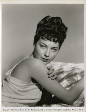 Ava Gardner Portraits From One Touch Of Venus