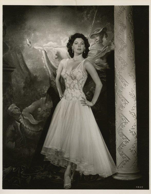 53: Ava Gardner photos from The Barefoot Contessa