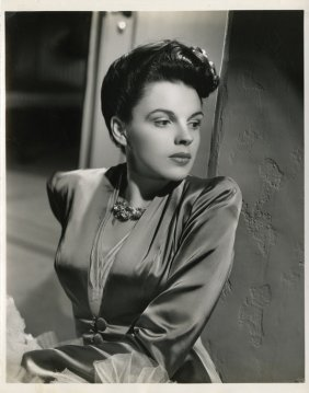 Judy Garland Key-set Portraits From Babes On Broadw