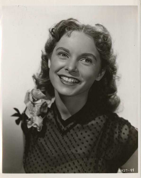 104: Janet Leigh photos from If Winter Comes and other