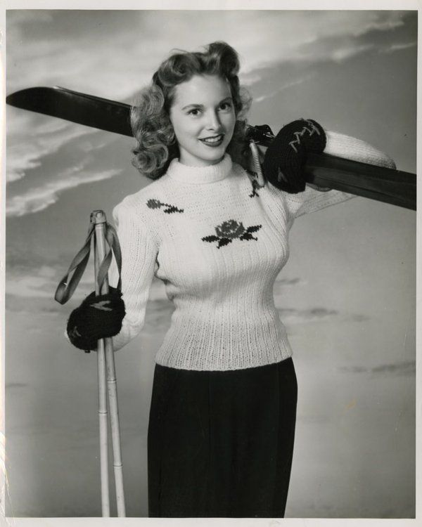104: Janet Leigh photos from If Winter Comes and other  - 3