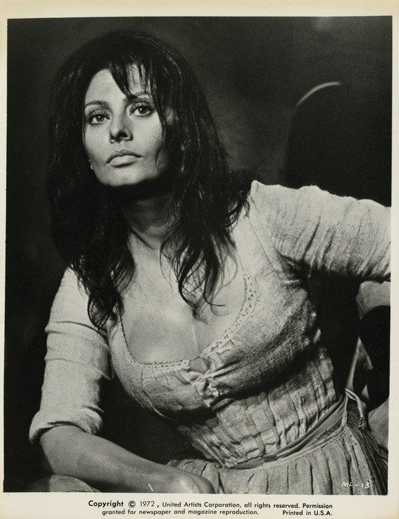 146: Sophia Loren photos - More than a Miracle to Blood - 3