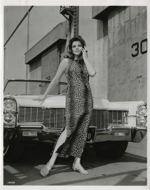 154: Ann-Margret photos from The Cincinnati Kid, etc - 3