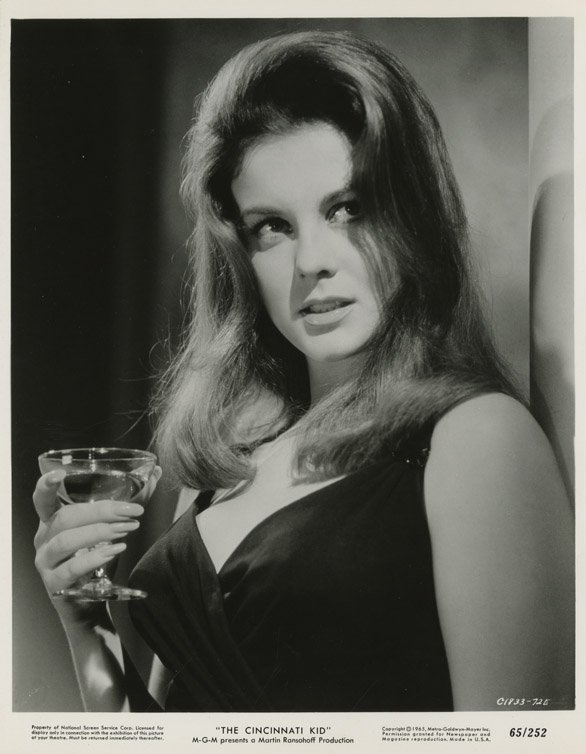 154: Ann-Margret photos from The Cincinnati Kid, etc - 4