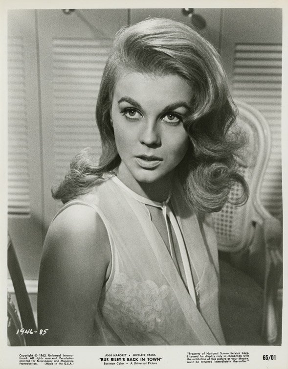 154: Ann-Margret photos from The Cincinnati Kid, etc - 5