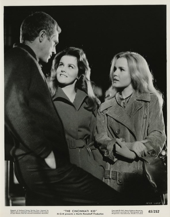 154: Ann-Margret photos from The Cincinnati Kid, etc - 7