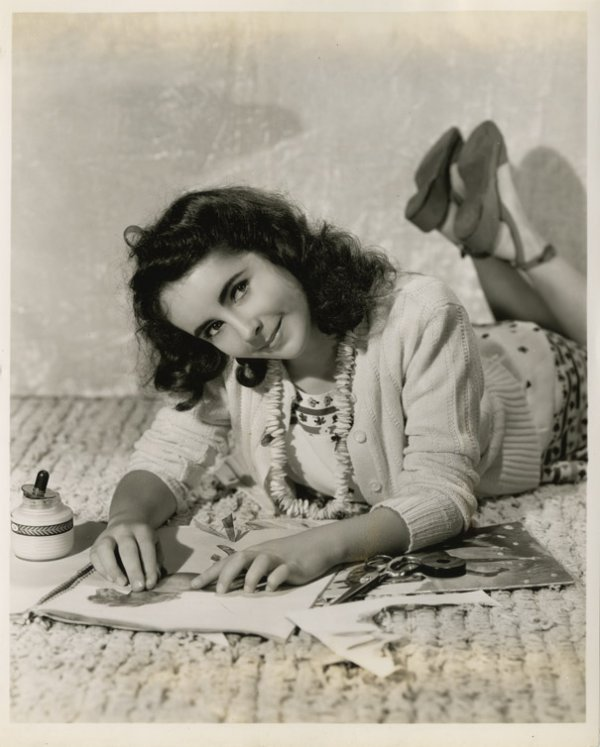 182: Elizabeth Taylor photos from National Velvet by CS - 2