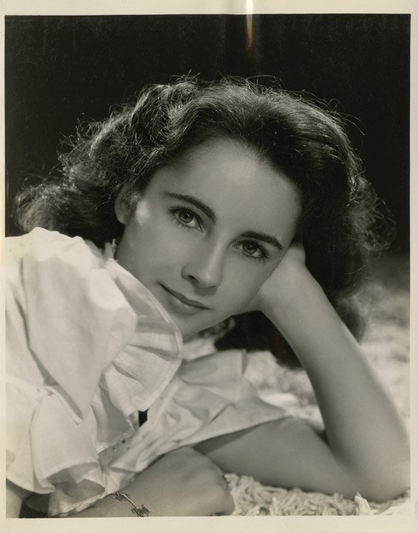 183: Elizabeth Taylor photos from The Courage of Lassie - 2