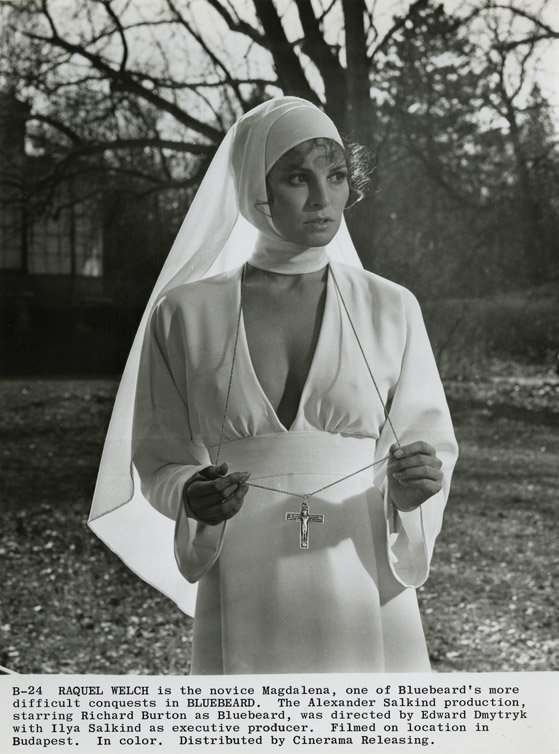 219: Raquel Welch photos from Hannie Caulder, Bluebeard - 3