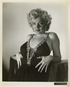 331: Marilyn Monroe portraits