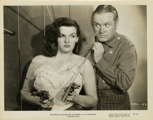 347: Jane Russell photos from Son of Paleface and & fil - 2
