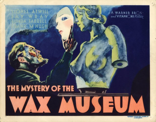 455: Mystery of the Wax Museum title card