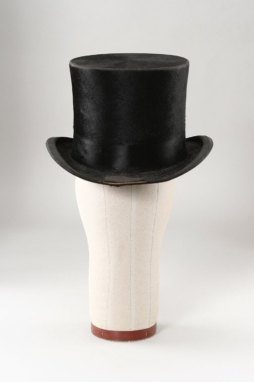 669: Lon Chaney Vampire top hat London After Midnight - 8