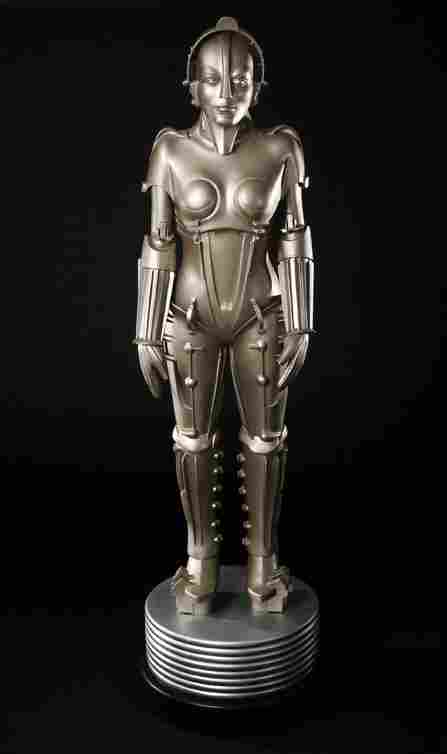 674: Forry's Metropolis Maria Robot