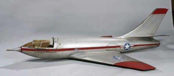 795: Humphrey Bogart JA-3 miniature in Chain Lightning
