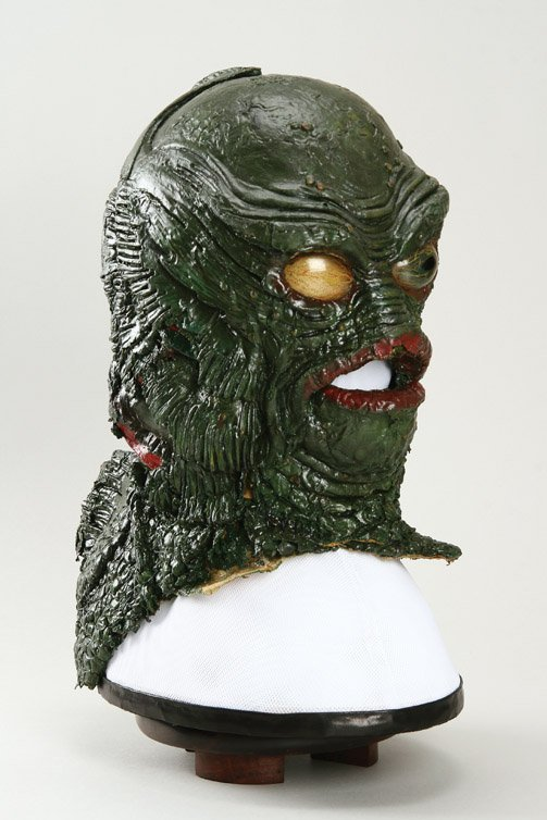 801: Creature from the Black Lagoon Gill Man mask