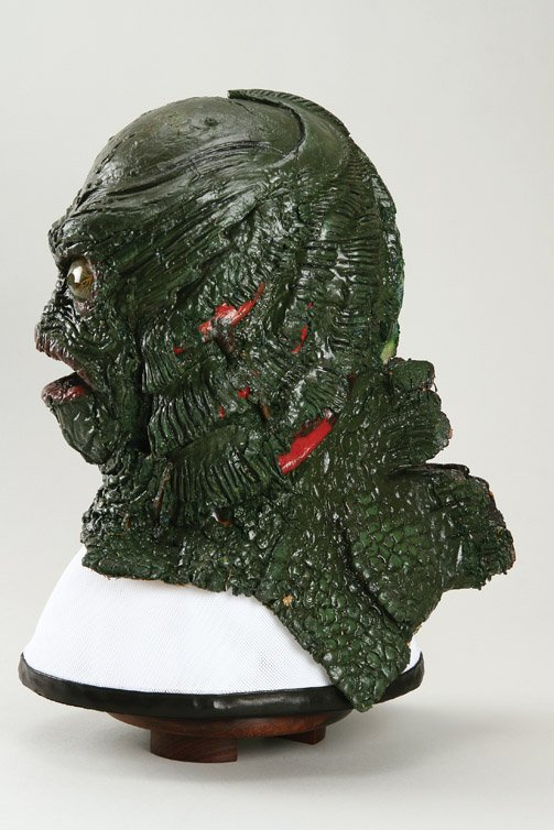 801: Creature from the Black Lagoon Gill Man mask - 6